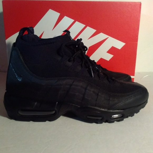 67d238fdcc Nike Shoes | Air Max 95 Sneakerboot 806809002 Men Sz 85 | Poshmark
